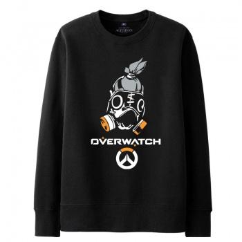 Overwatch Chauffard sudadera negro suéter