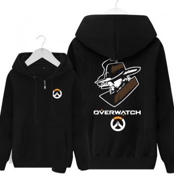 Cs Overwatch Mccree Sweatshirt Mens black Hoody