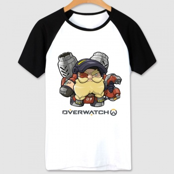 Torbjorn Cartoon Design Tshirts Woman white Tee